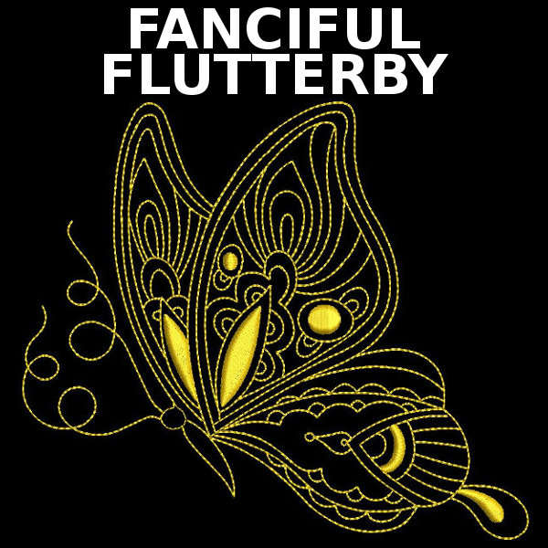Fanciful Flutterby