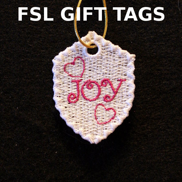 FSL Gift Tags